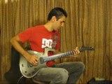 Rush Limelight - Guitar Riff