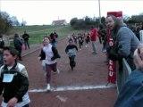 la course des sapins 2009 - Poussin(es) et Mini-poussins(es)