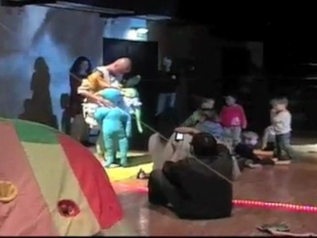 Gingko Parrot à Bel Ébat