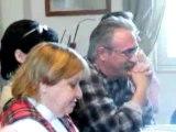 Tarot des 5 & 6 décembre 2009 : Repas du Samedi Midi
