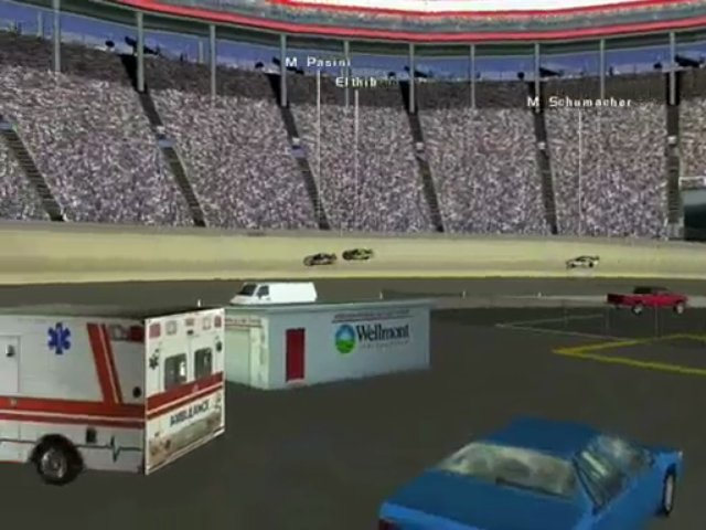 Nascar Tactical – Open Perfectionnement Nascar – Duel