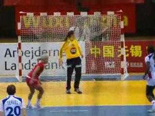 Jiangsu 2009 Denmark - France