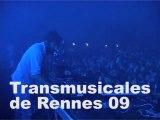 Mr Oizo, Transmusicales de Rennes 09