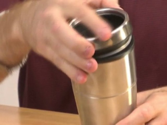 Cool Product! Stainless Steel Travel Mug