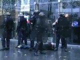 Manifestation contre le chômage à Rennes (5/12/09)