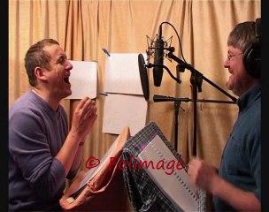 Dany Boon : enregistrement de la voix du Migou !