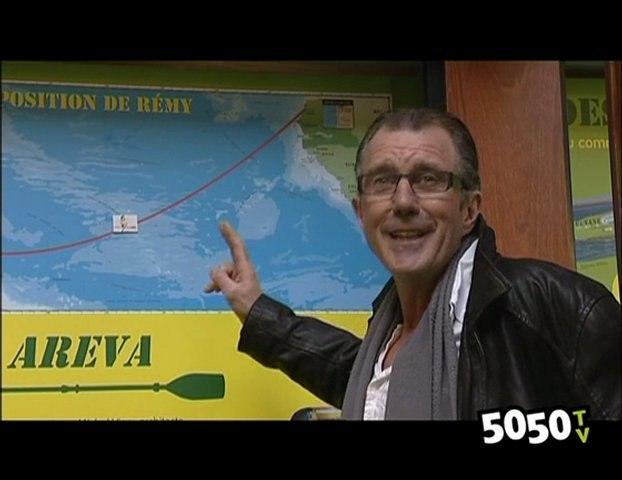 Rames Guyane : La traversée de l'Atlantique de Rémy Alnet