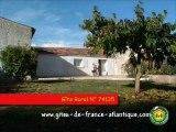 GITE LES FONTAINES - gites de france 17