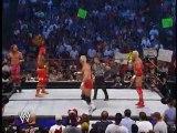 TT Championship Billy & Chuck vs Edge & Hulk Hogan part1