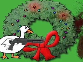 Christmas Goose REVENGE!!!