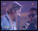 Serge Gainsbourg - Couleur café Live [1997] bY ZapMan69