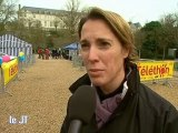 Téléthon 2009: Des bénévoles angevins très motivés!