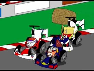 Los MiniDrivers - Capítulo 1x19 - Gran Premio de Abu Dhabi
