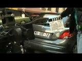 Making of Publicité Nouvelle Peugeot 207 restylée