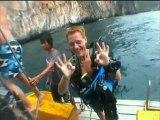 plongée troisieme partie sur KHO PHI PHI thailande