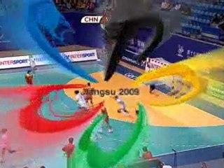 Jiangsu 2009 China - Spain