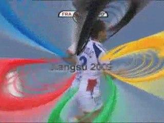 Jiangsu 2009 France - Congo