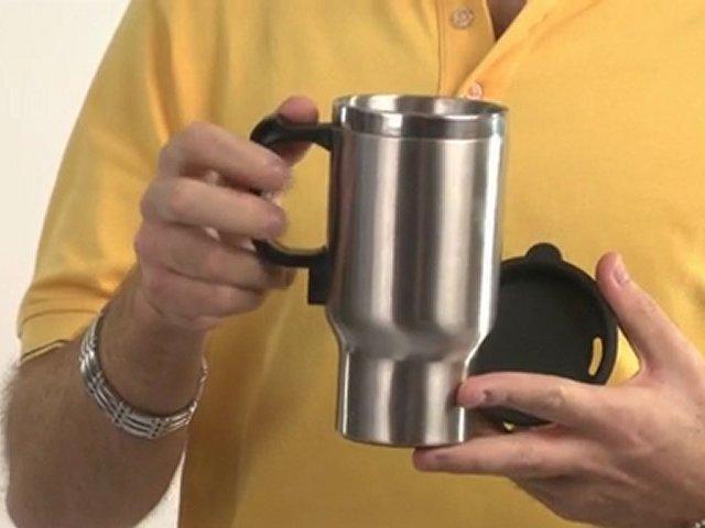 Very Cool Self Heating Travel Mugs!