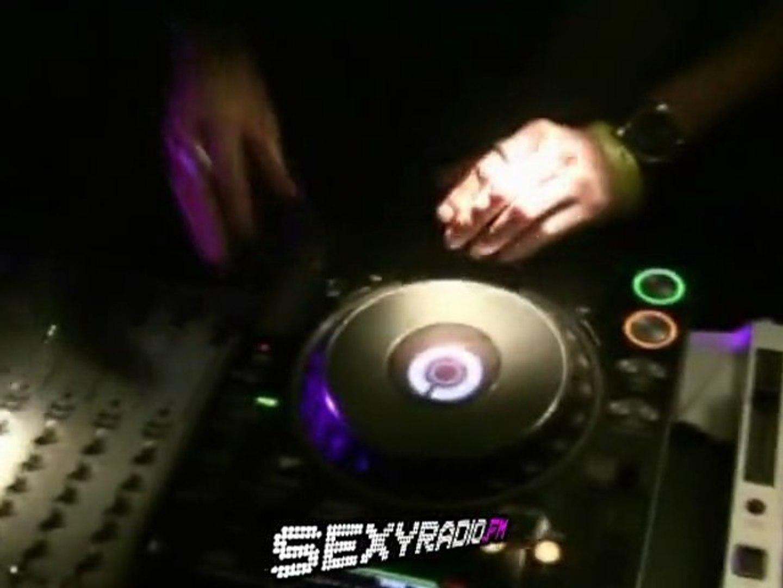 Deejay RVB au Duplex avec SexyRadio.FM Boite de nuit Paris