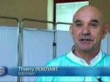 Grippe a : Des bénévoles dans les centres (La Roche-Sur-Yon)