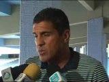 Grêmio Repórter com Silas