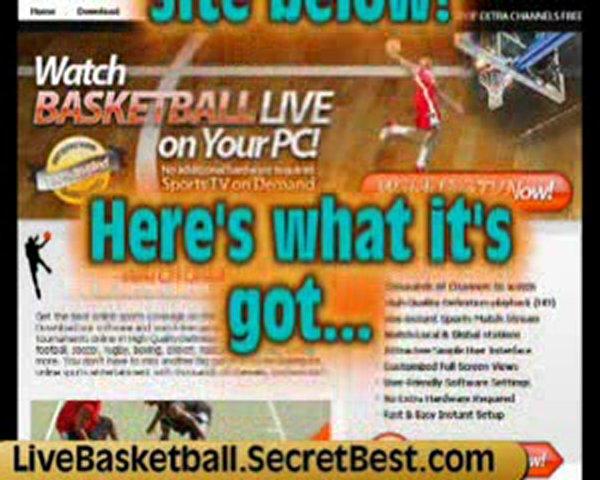 NCAA College Basketball Live