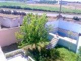 l'immobilier maroc,terrain à vendre rabat  ( tiflet )