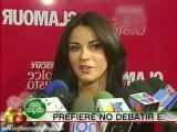 Maite opina sobre RBD y declaraciones de Anahí (VTDO)
