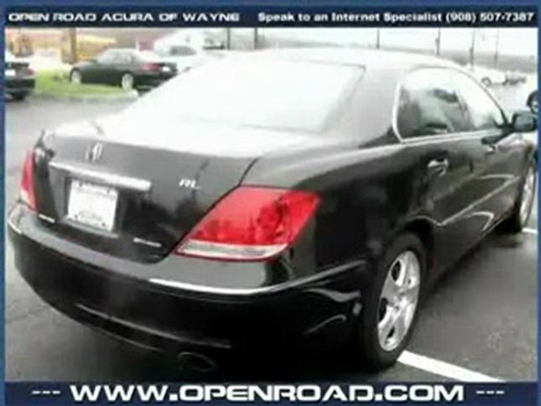 Open Road Acura >> Used 2007 Acura Rl Open Road Acura Of Wayne Nj Video
