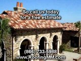 Roofing Hollywood - Hollywood Roofer, Flat Roof Tile Shingle
