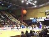 Stade Clermontois Basket Auvergne - Bordeaux 8décembre 09 2