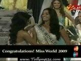 Miss Monde 2009 est Kaiane Aldorino , Miss Gibraltar