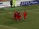 Arda Turan 'ın Ankaragücü 'ne attığı gol