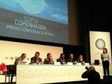 Conférence de presse du Giec (12/12/09, Copenhague)