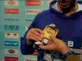 frédérick bousquet médaillé d'or à Istanbul