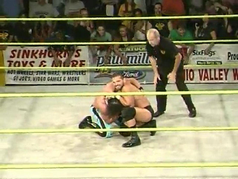 OVW - 22.10.2005 - Jamie Noble vs. Chris Cage