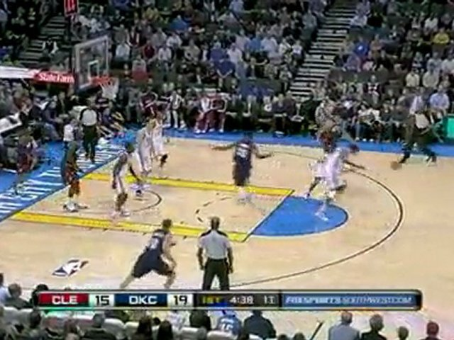 NBA highlights  from 13,12,2009
