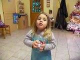 Lina chante une souris verte