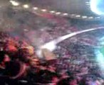 PSG-ASSE : Magnifique ambiance (tifo, fumi, chants) en ATKS