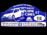 Rallye Plaine & Cimes 2008 [Regional]