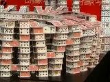 Le plus grand château de cartes du monde