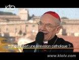 """Cardinal Paul Poupard : """"A quoi sert une tv catholique ?"""""""