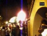 Algérie 1 egypte 0  la féte a Sidi Bel Abbes  ALGERIE