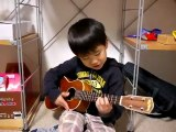 While my guitar gently weeps Ukulele Jake SHIMABUKURO