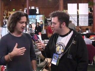 Jeff Smith - creator of Bone and Rasl - iFanboy