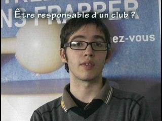 Paroles de jeunes responsables de clubs de la MJC Rodez 2009