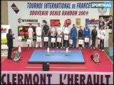 7ème Tournoi international d'haltérophilie Denis Randon