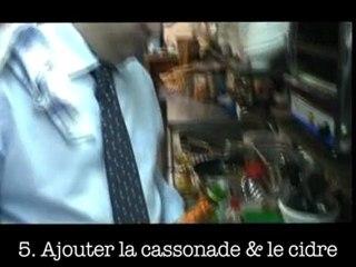 Recette de Pierre-Yves : Foie gras poêlé
