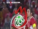 Arda Turan 'ın Çek Cumhuriyeti 'ne attığı gol