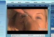 Makeup Artist Fake Eyelashes From Christina Foley